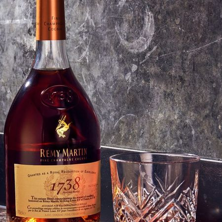 Remy martin port off on national